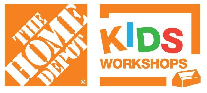 Free Kids Workshop At Home Depot Enjoying Rva And All It