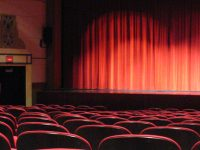Henrico Theatre auditorium