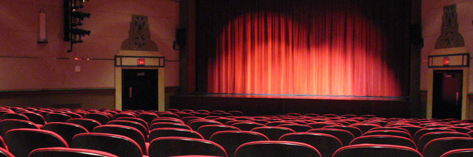 Henrico Theatre auditorium