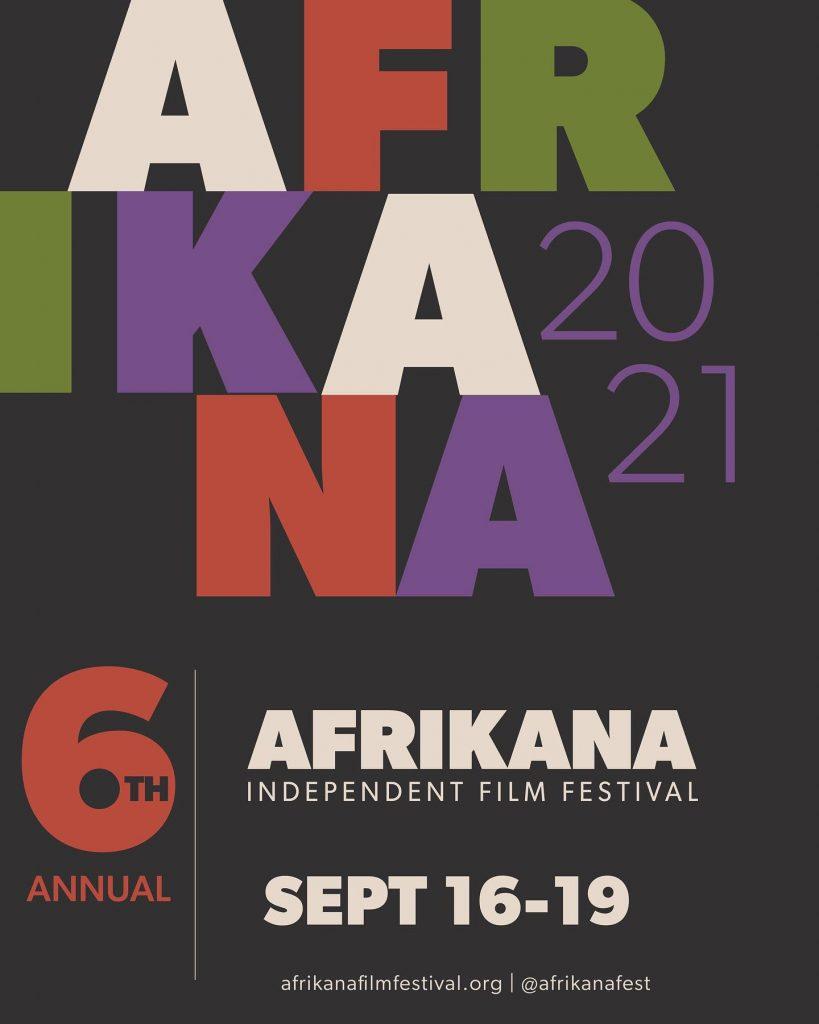 Afrikana Film Festival 16-19 2021
