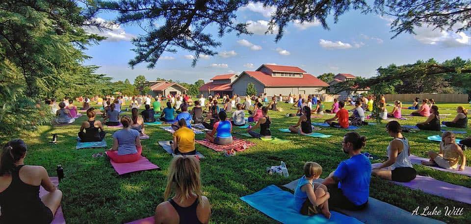 Community Yoga at Maymont
