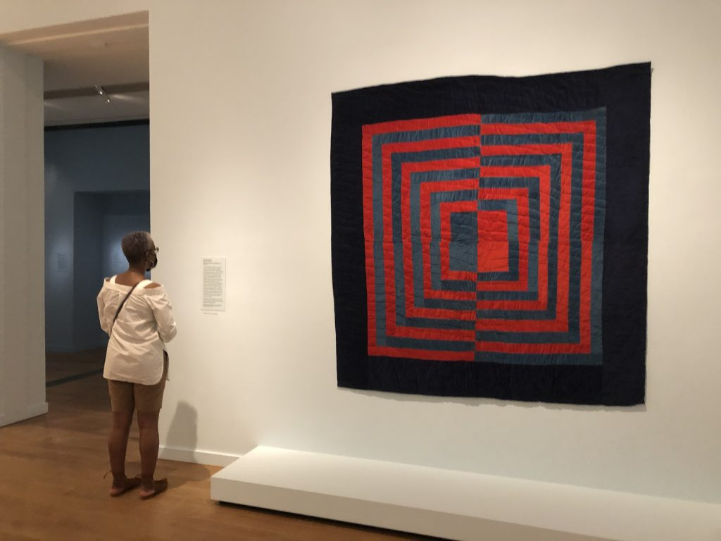 VMFA-Dirty South exhibit quilt