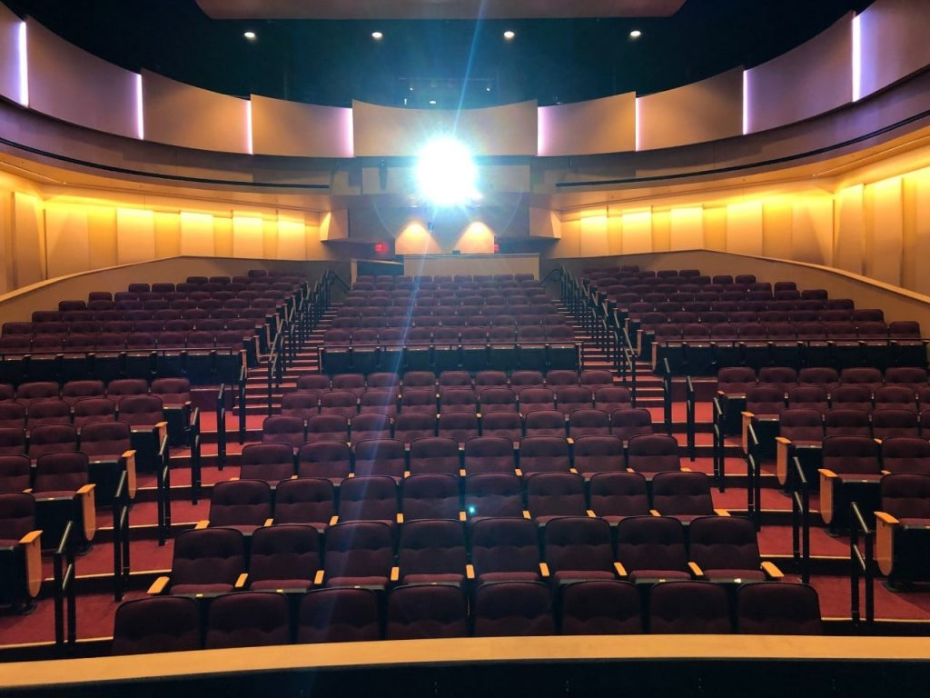 Perkinson Center For The Arts and Education Jimmy Dean Theater