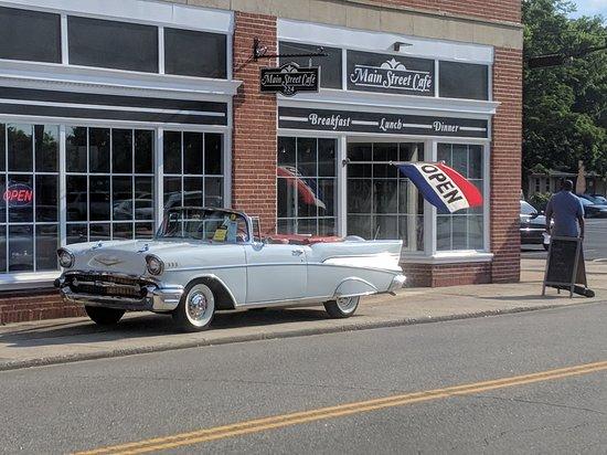 Main Street Cafe Hopewell, Virginia
