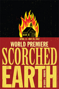 Ticket Discount Scorched Earth At Barksdale Theatre At
