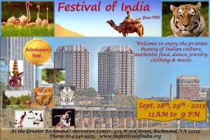 rva fest of india