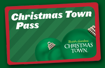 christmas town pass