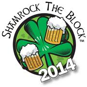 Shamrock the Block in Richmond on Saturday, March 15, 2014